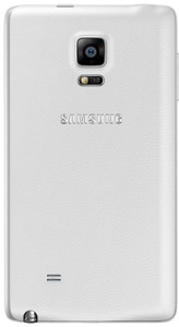 Samsung Back Cover for Note Edge White