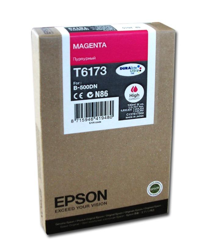 Buy Epson T6173 Ink Magenta C13T617300