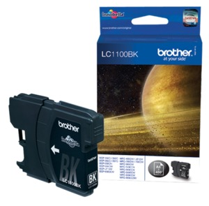 Brother Cartucho tinta LC-1100BK negro