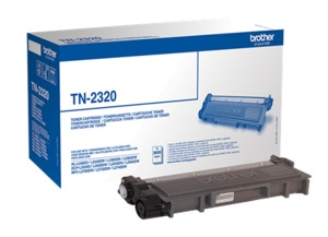 Brother TN-2320 Toner, Black