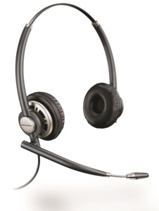 Headset QD Plantronics EncorePro HW720