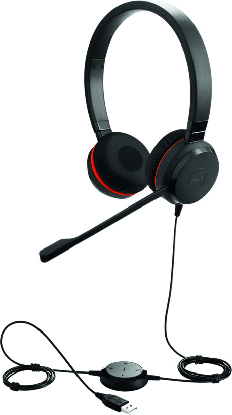Buy Jabra Evolve 30 II MS Headset duo (5399-823-309)