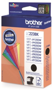 Brother LC-223BK Ink, Black