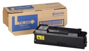 Kyocera TK-340 Toner Kit, Black