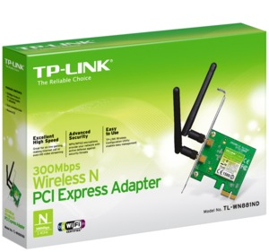 Adaptateur WiFi PCIe TP-Link TL-WN881ND