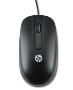 HP Optical USB Scroll Mouse