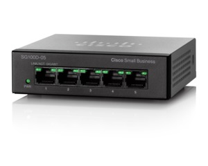 Cisco SG110D-05 switch