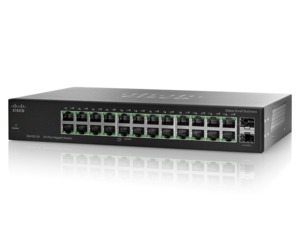 Cisco SG112-24 Switch