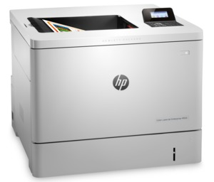 HP Color LaserJet Enterp. M553dn Drucker