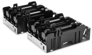 HP Mini Rack Mount Tray Kit Module