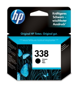 HP 338 Ink Black
