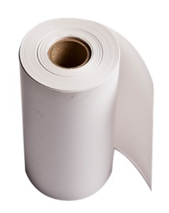 Brother RD-PO8E5 Cont.Length Paper White