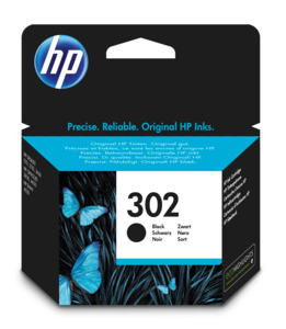 HP 302 Ink Black