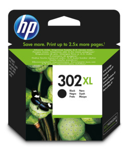 HP 302XL Ink Black
