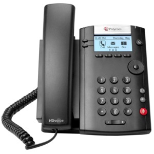Polycom VVX 201 Desktop Phone