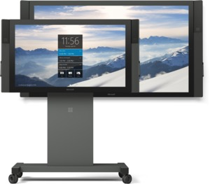 Microsoft Surface Hub Rolling Stand