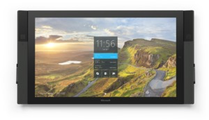 Sup. paredeMS Surface Hub 139,7cm/55""