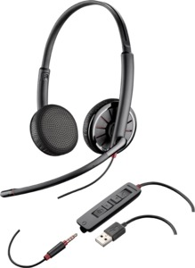 Headset Plantronics Blackwire C325.1-M