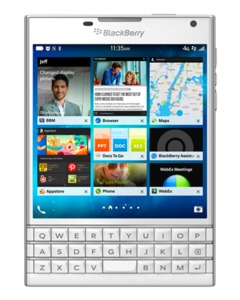 BlackBerry Passport Smartphone White