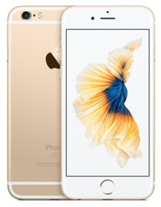Apple iPhone 6s 128GB Smartphone Gold