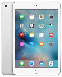 Apple iPad mini 4 128GB WiFi Silver