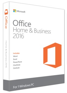 MS FPP Office Home & Business 2016
