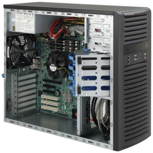 Supermicro BL420v3 Workstation
