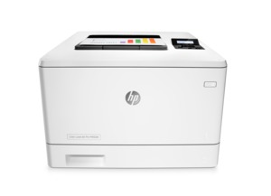 HP Color LaserJet Pro M452dn Drucker