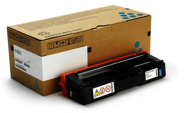 Buy Ricoh SP C250 Toner Cyan (407544)