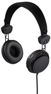 Hama Joy Stereo Headphones Black