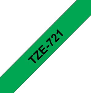 Brother TZe-721 Labelling Tape
