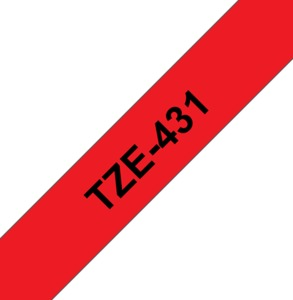 Brother TZe-431 Labelling Tape