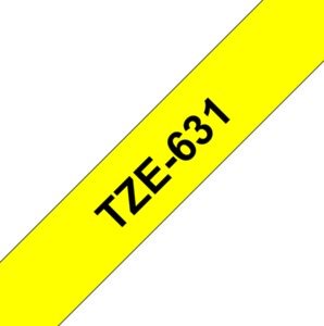 Brother TZe-631 Labelling Tape