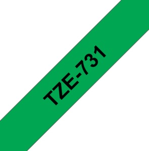 Brother TZe-731 Labelling Tape