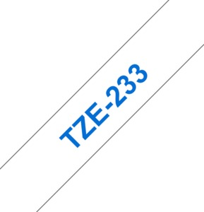 Brother TZE-233 Labelling Tape