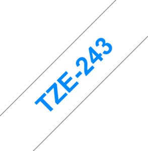 Brother TZe-243 Labelling Tape