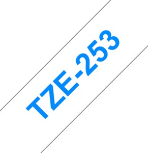 Brother TZe-253 Labelling Tape