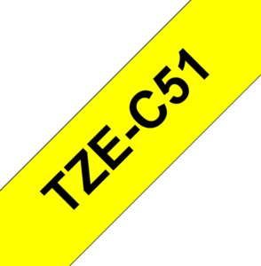 Brother TZe-C51 Labelling Tape