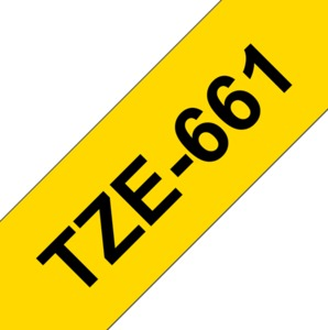 Brother TZe-661 Labelling Tape