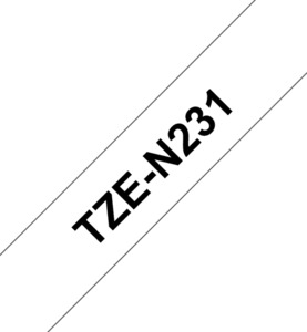 Brother TZe-N231 Labelling Tape