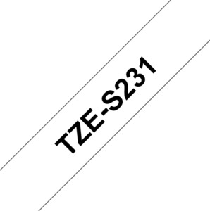 Brother TZE-S231 Labelling Tape