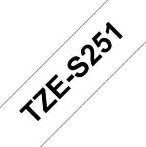 Brother TZe-S251 Labelling Tape