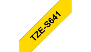 Brother TZe-S641 Labelling Tape