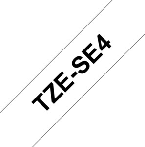 Brother TZe-SE4 Security/Sealing Tape
