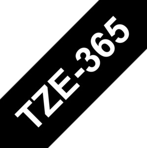 Brother TZe-365 Label Tape