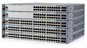HPE Aruba 2920-48G switch