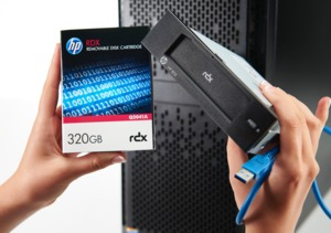 HPE RDX USB 3.0 Internal Drive 2TB