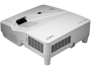 NEC UM301X Ultra-short-throw Projector