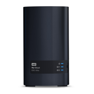WD My Cloud EX2 Ultra 2-Bay 4TB NAS