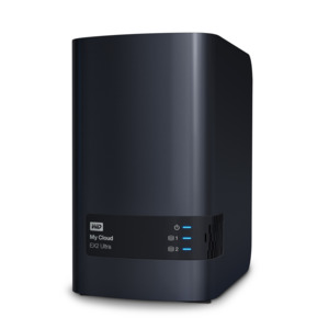 WD My Cloud EX2 Ultra NAS